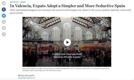 Valencia New York Times