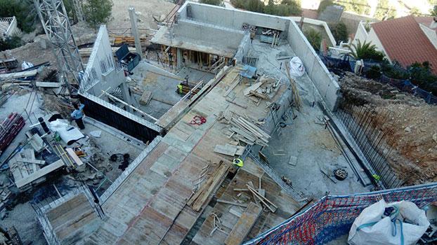Entreprise construction Espagne