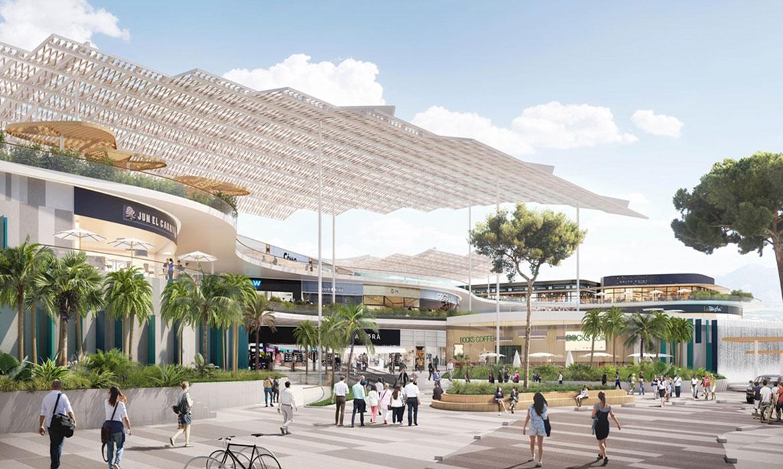 Centre comercial Benidorm