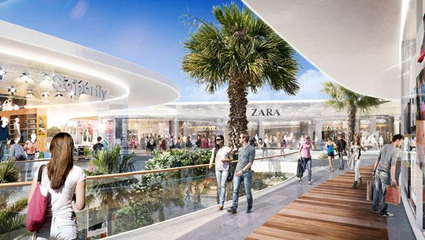 Nouveau centre commercial de Benidorm