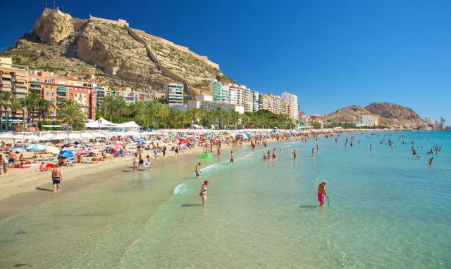 Vivre à Alicante